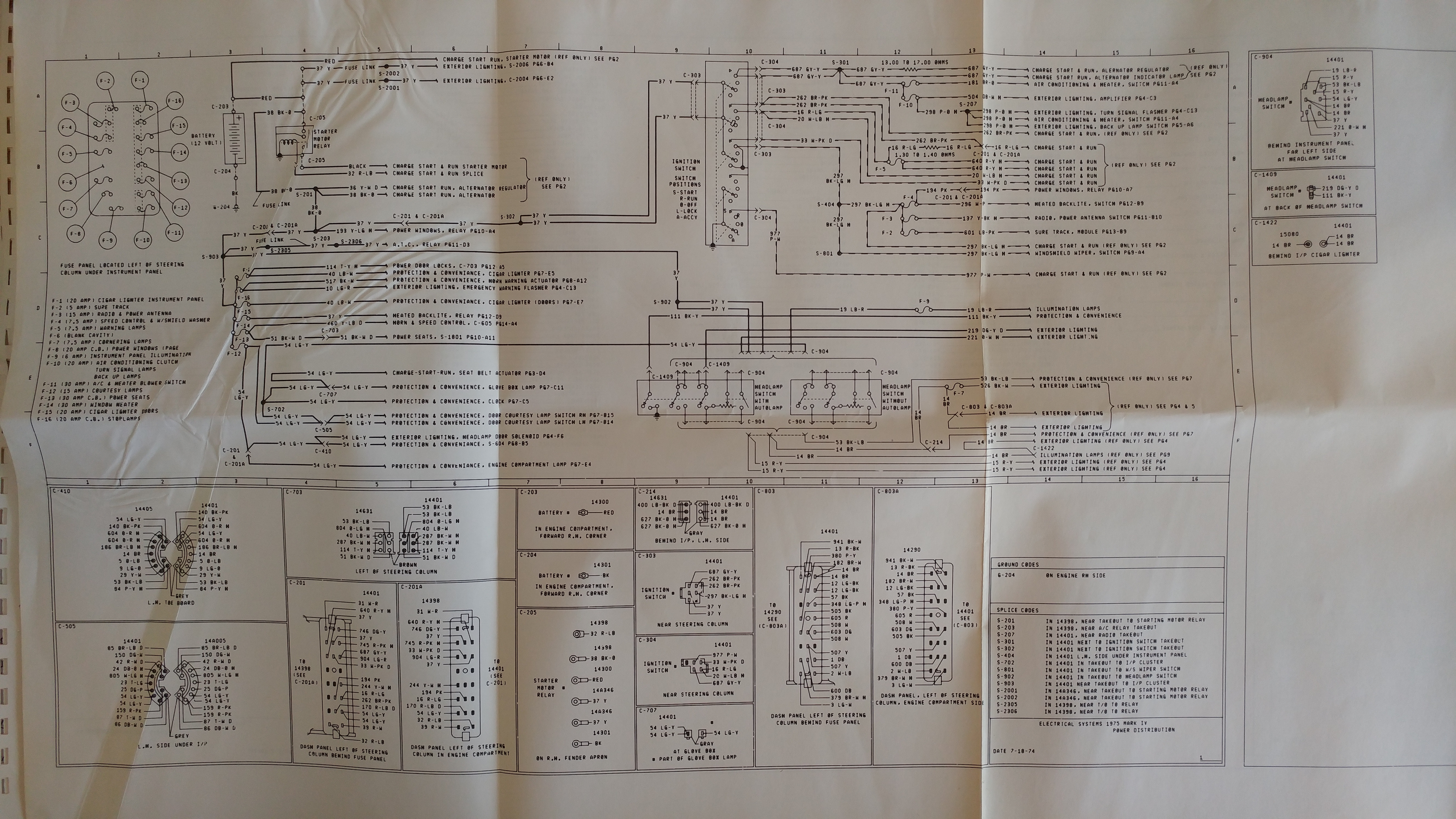 wiring diagram page 1