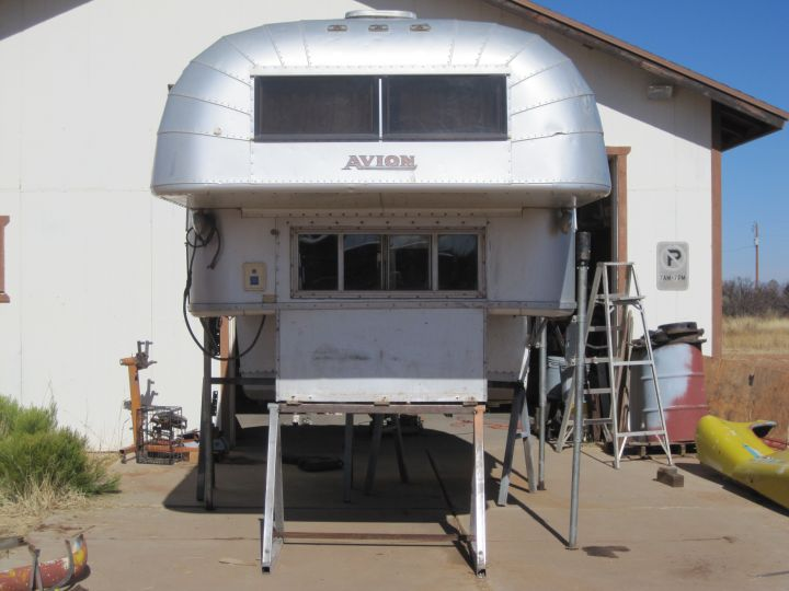 1968 Avion C11 Truck Camper restoration - Airstream Forums