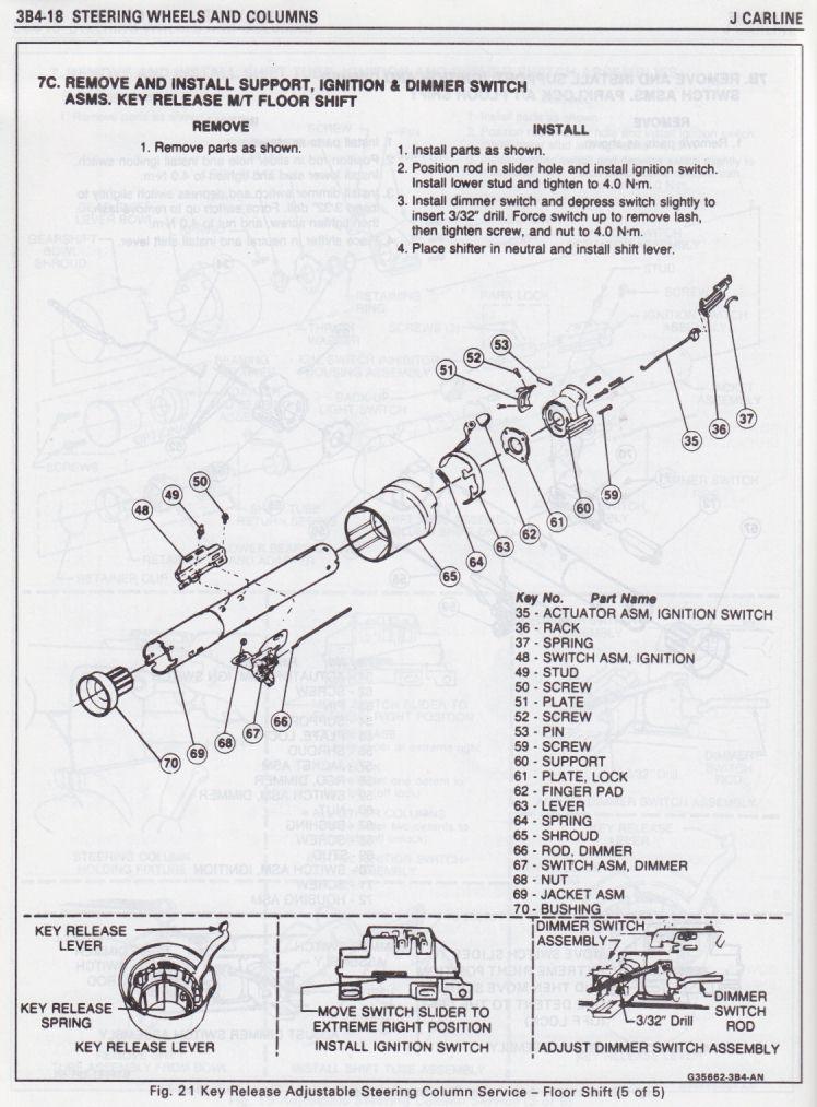jeep yj parts diagram book